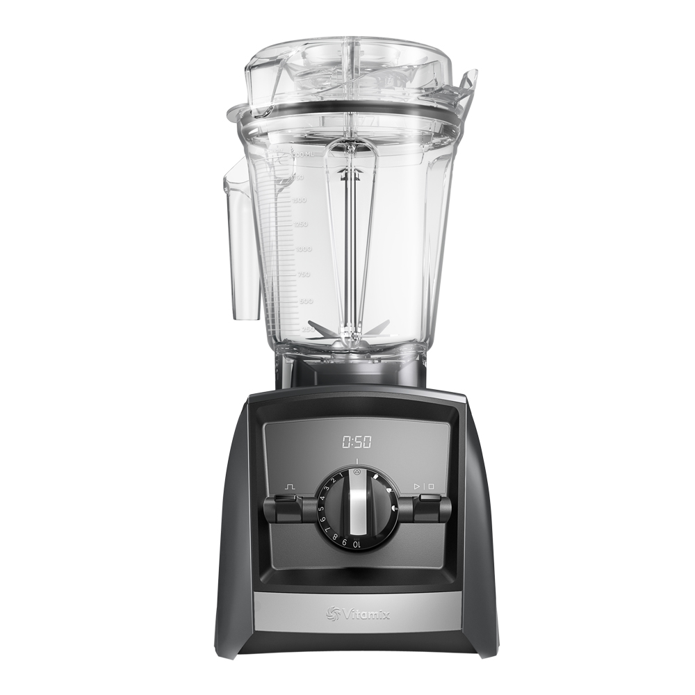 Ascent Blender A2500i Grå