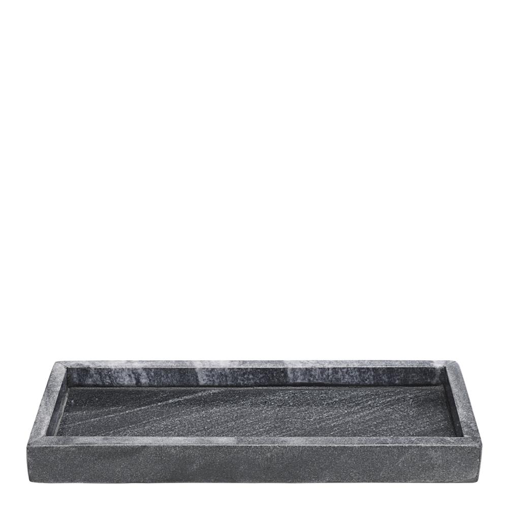Rumours Marmorfat 30×12 cm Grå