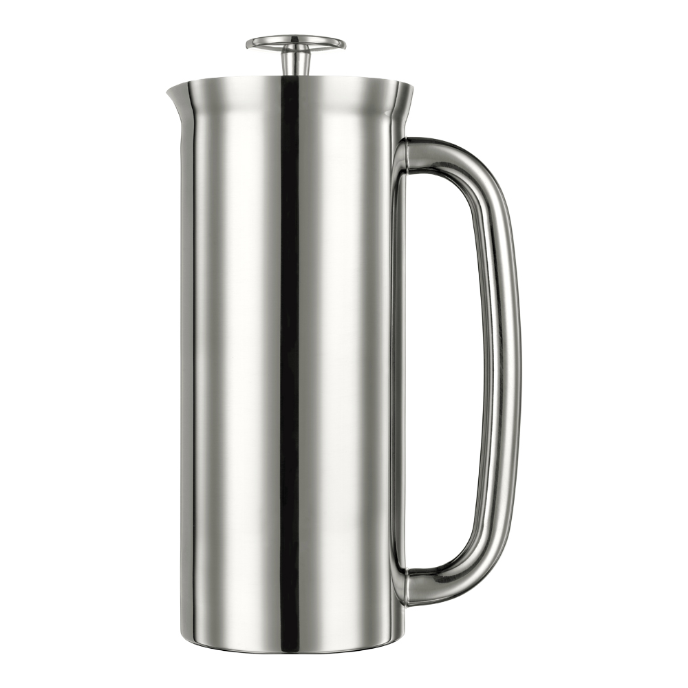 P7 Kaffepress 4 koppar termo