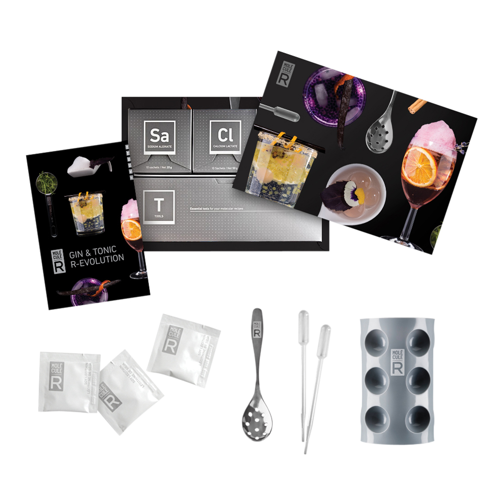 R-Evolution Gin & Tonic kit