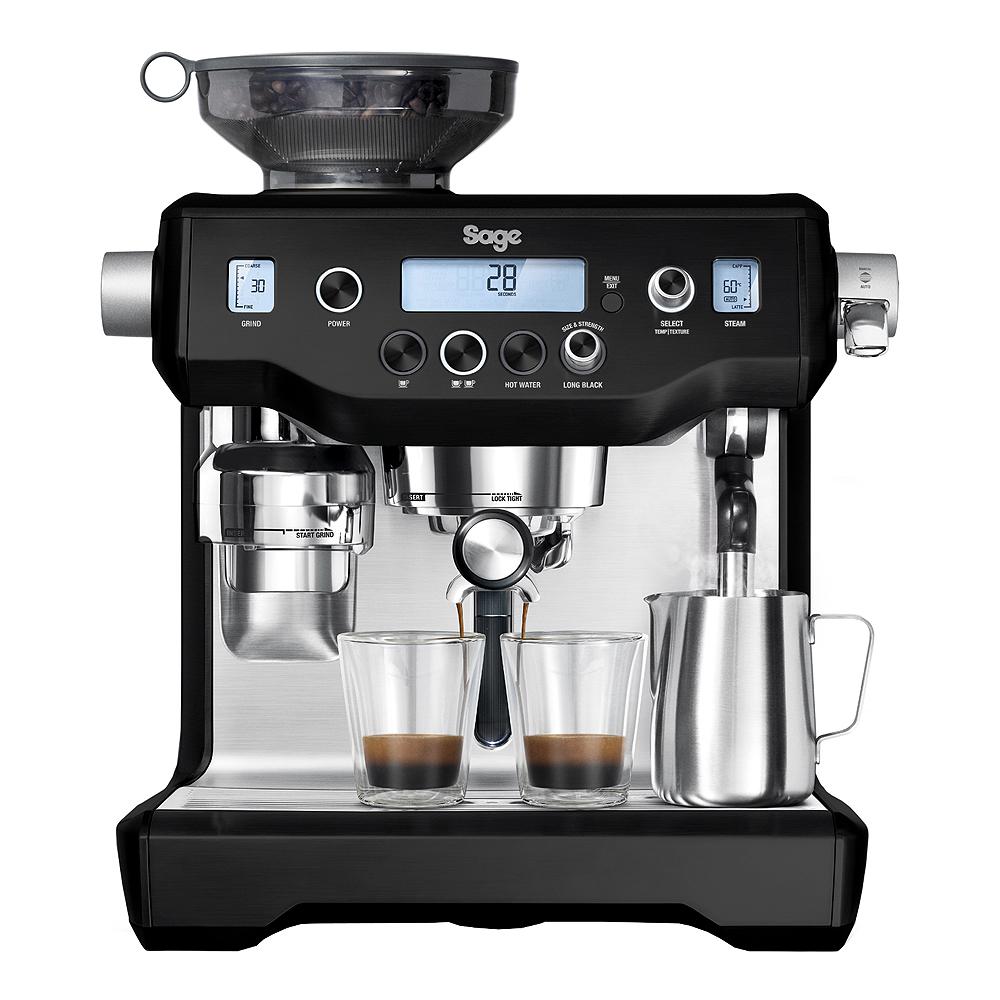 The Oracle Espressomaskin Black Truffle