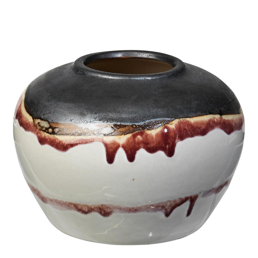 Ruby Vas 15 cm Keramik
