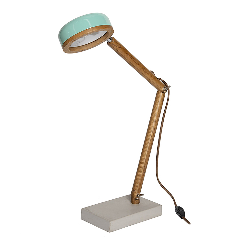 Mr Wattson Hipp Skrivbordslampa LED Tiffany Green