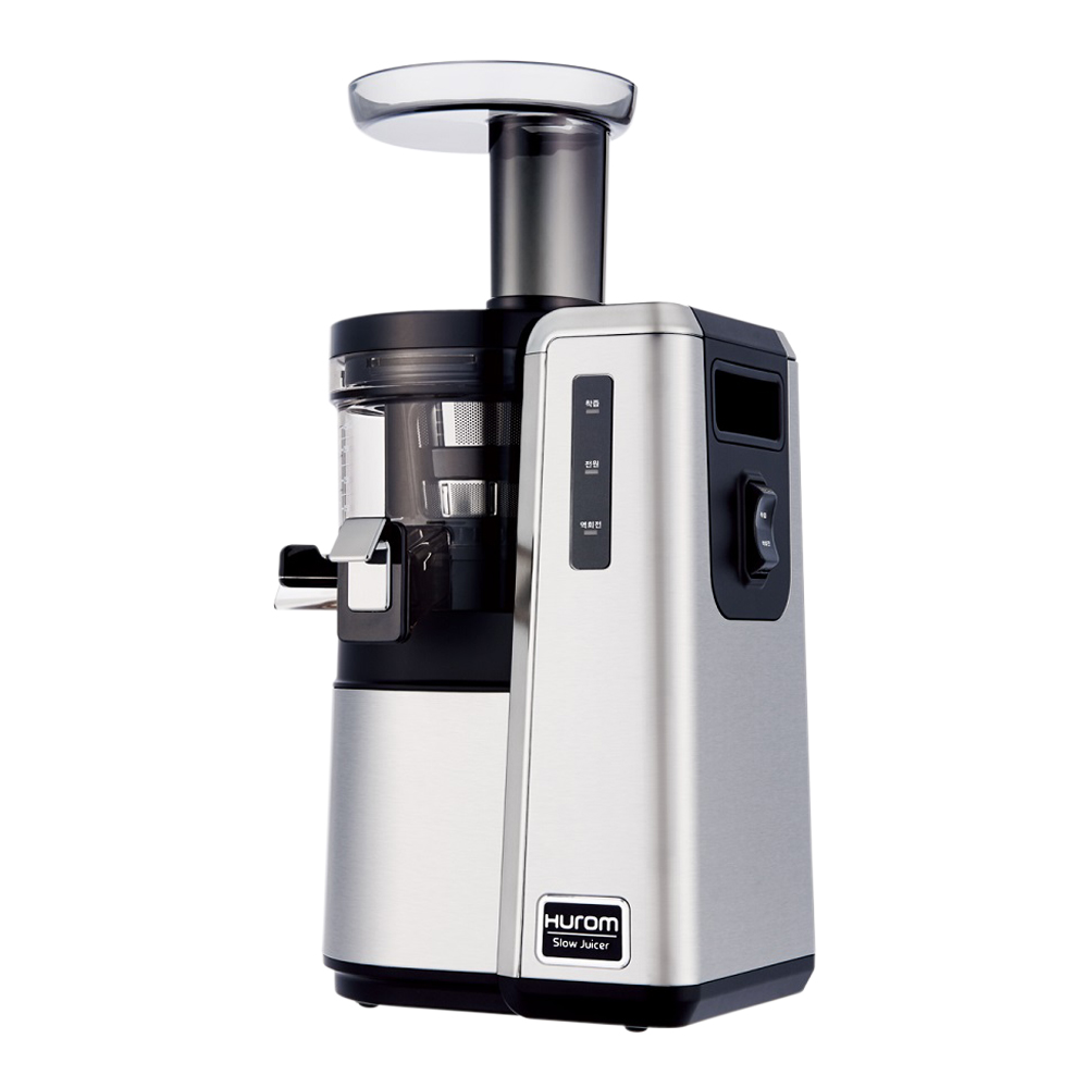 HZS Slow juicer 3rd Generation Rostfri/Silver