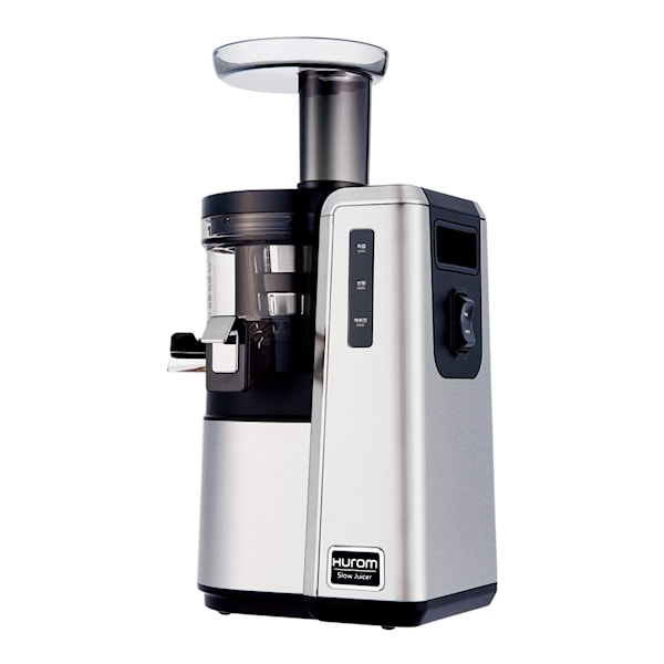 Jr Slow Juicer Generation 2 Review : HZS Slow juicer 3rd Generation Rostfri/Silver - Cervera