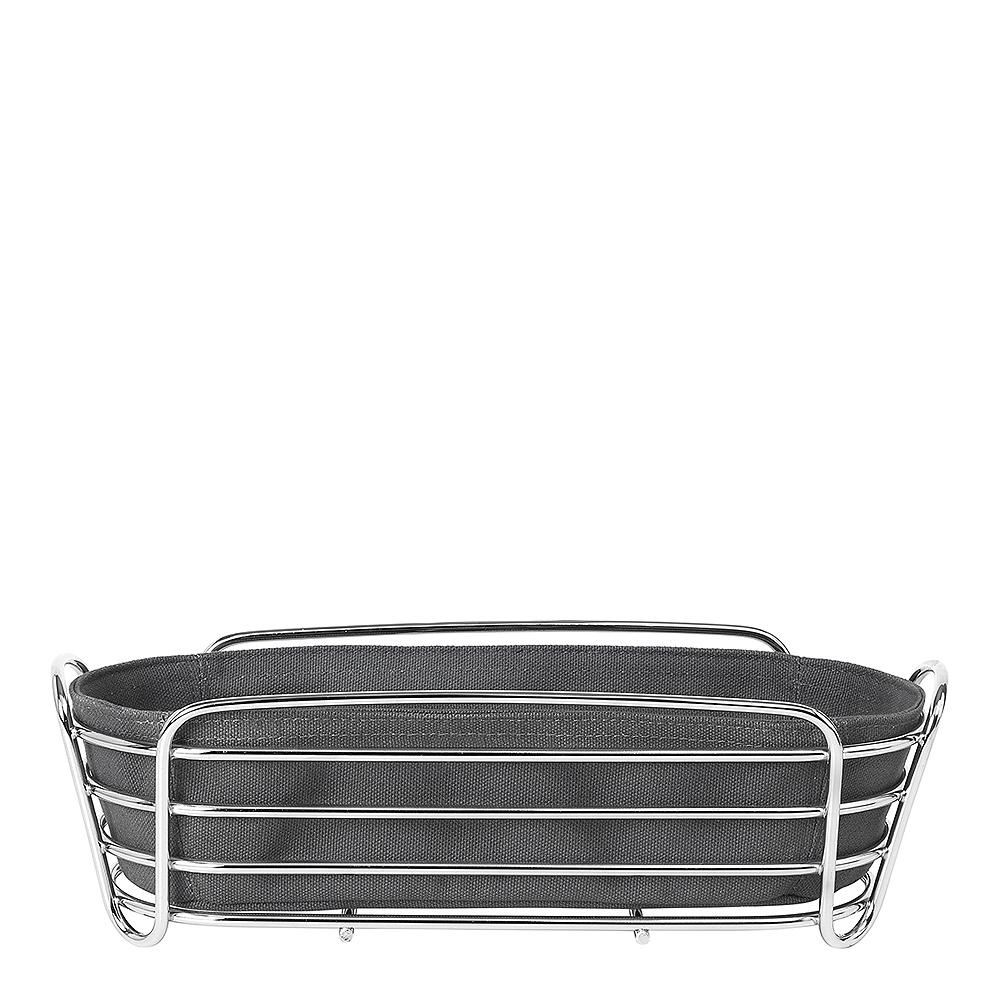 Delara Brödkorg Oval Magnet Grey