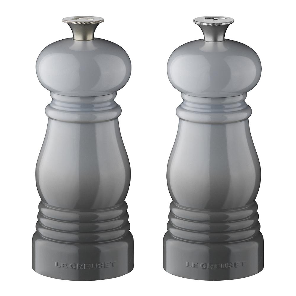 Salt- och pepparkvarnset 11 cm Mist Grey