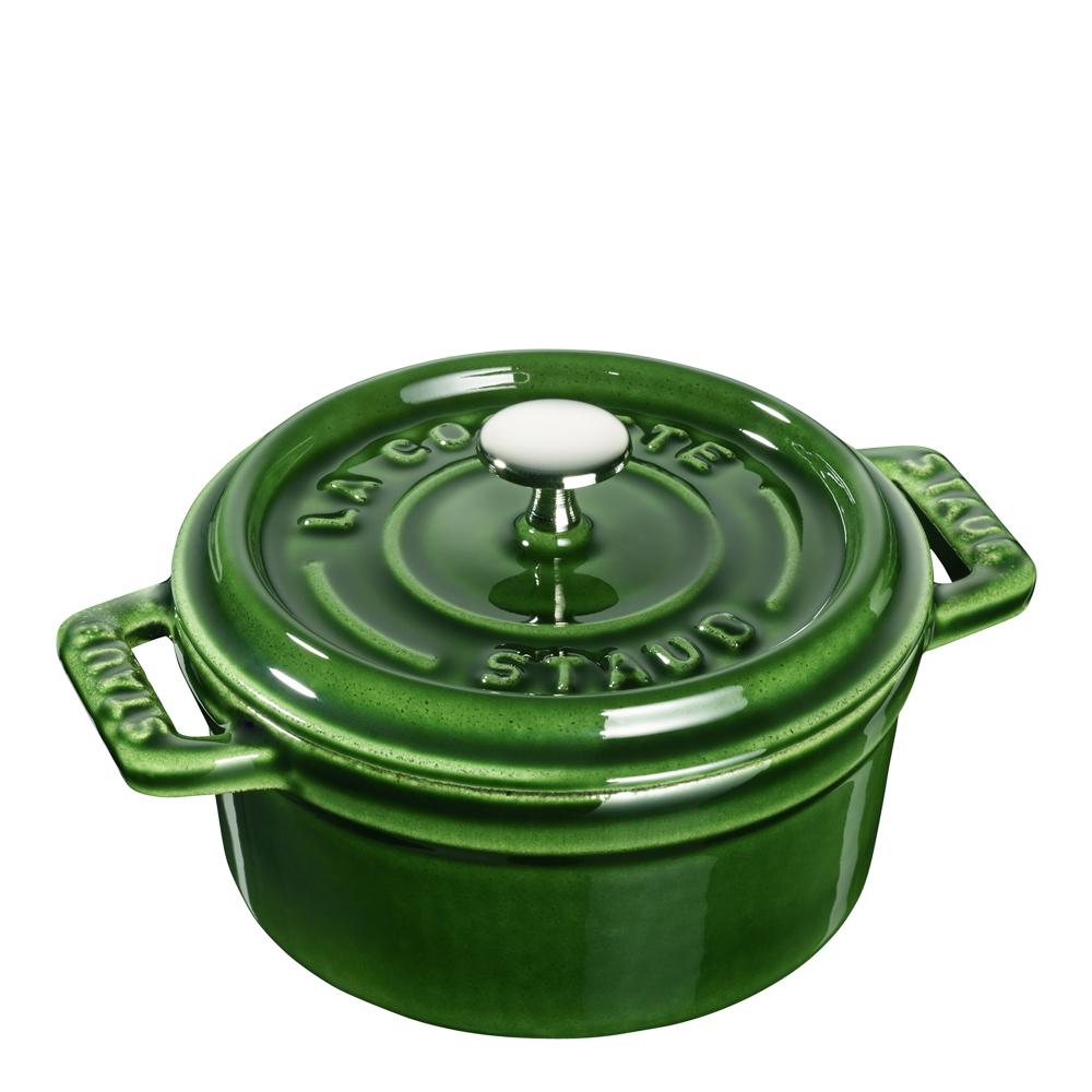 Gryta 025 L rund Grön