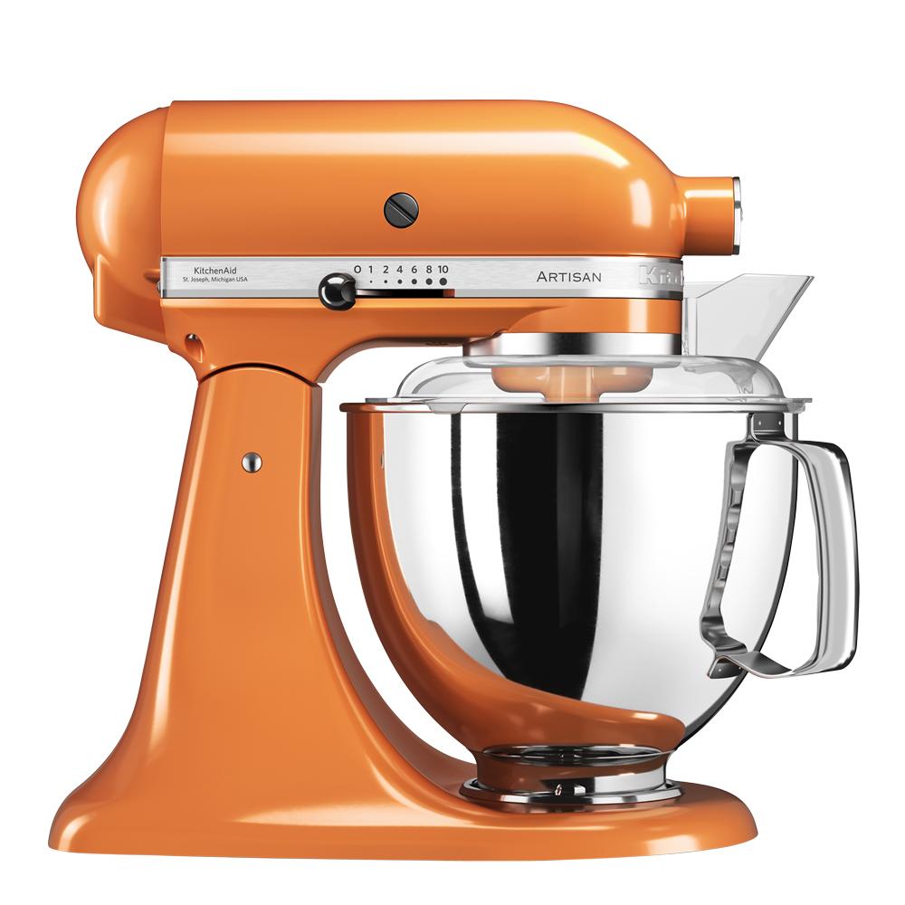 Artisan Köksmaskin 4,8 L Orange
