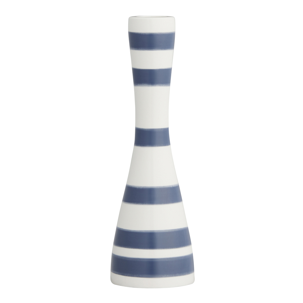 Omaggio Ljusstake 20 cm Stålblå