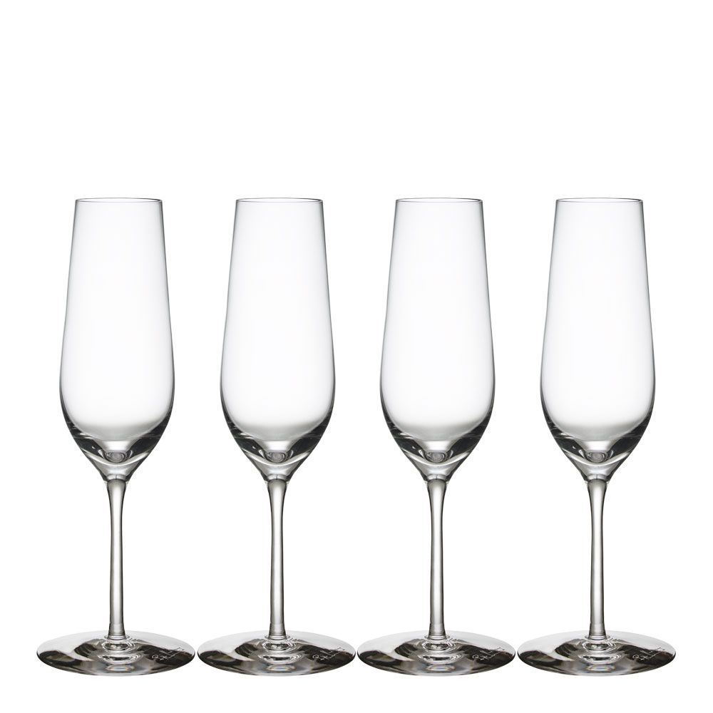 Morberg Collection Champagneglas 18 cl 4-pack