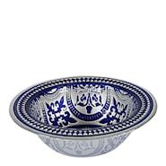 Marrakesh Skål 16 cm Blå