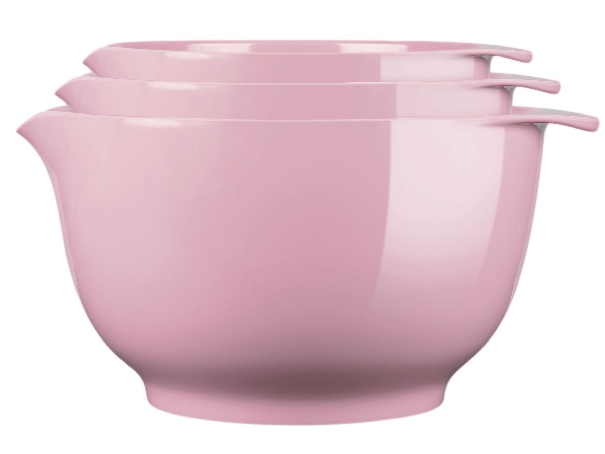 Margrethe Skålset 1,5+2+3 L Dusty Pink