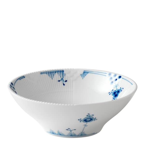 Blue Elements Frukostskål 18 cm 78 cl