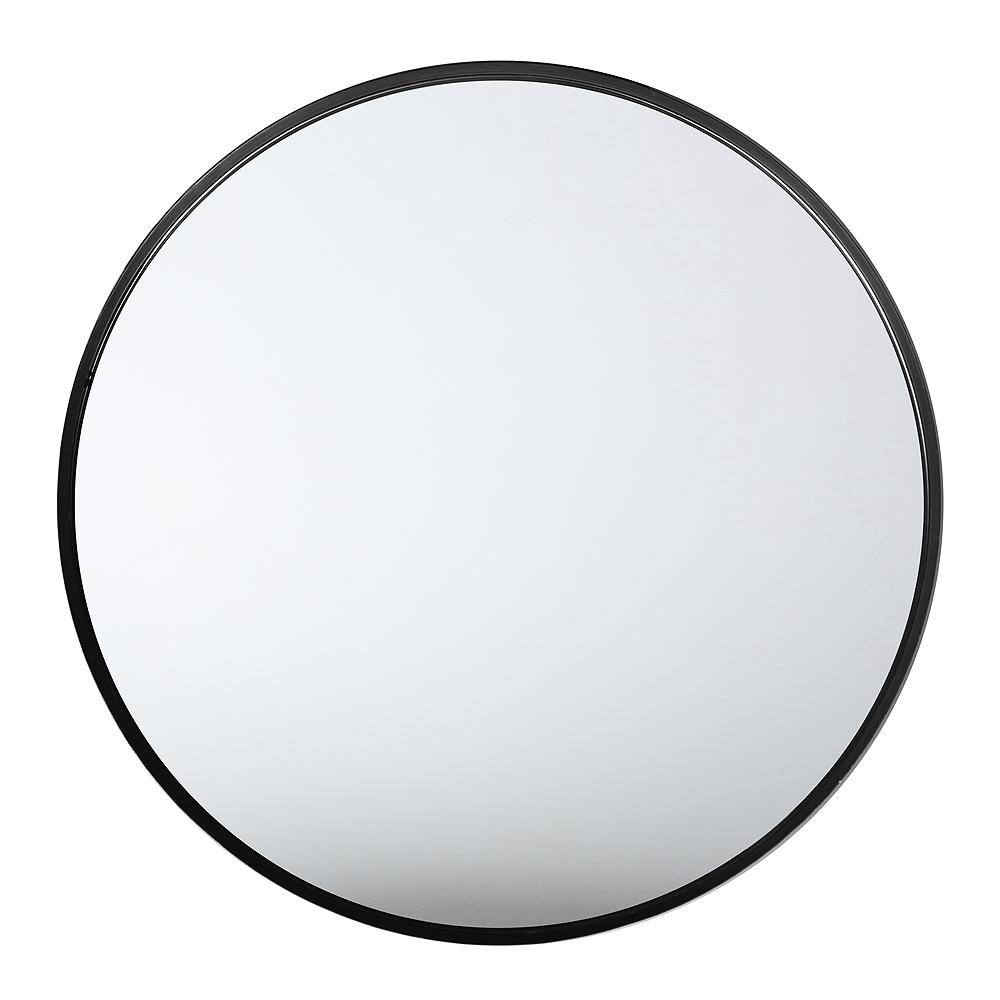 Spegel Svart ram 60 cm