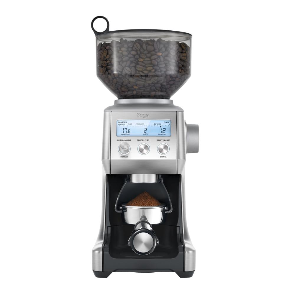 The Smart Grinder Smart Kaffekvarn LCD 25 malningsinställningar