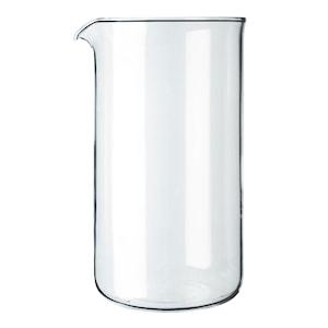 Extraglas till pressobryggare 8 koppar