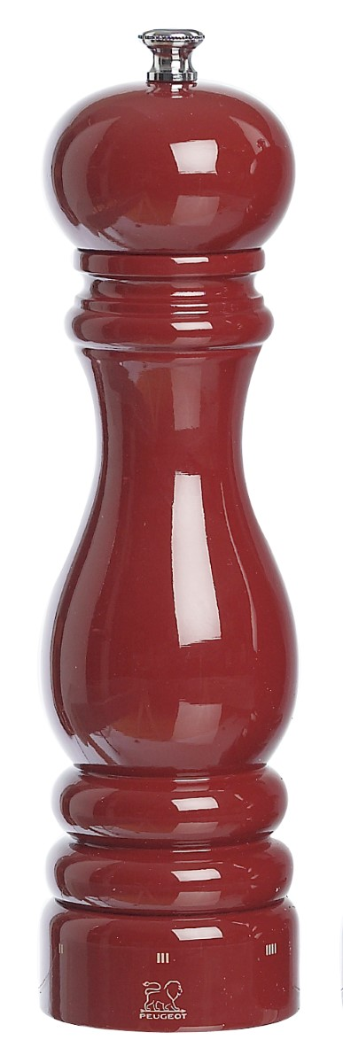 Paris U Sel Pepparkvarn 22 cm Röd