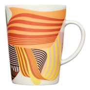 Iittala Graphics Mugg 40 cl Solid waves