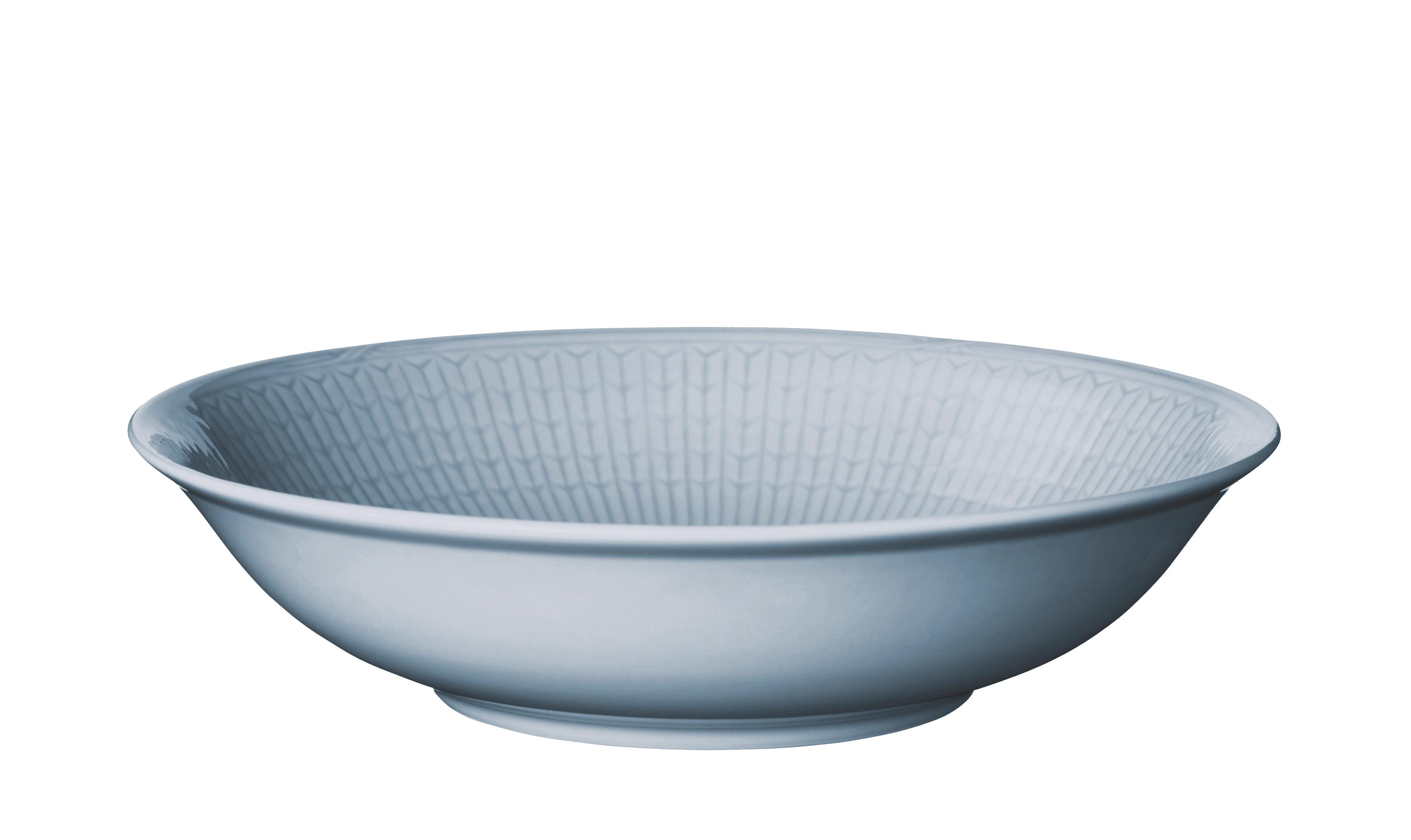 Swedish Grace Tallrik djup 19 cm Is