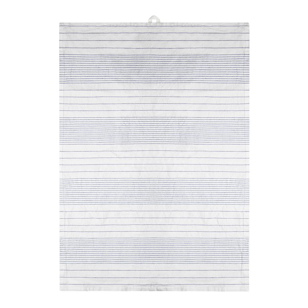 Signerat Handduk 50x70 cm Off-white tvärrand
