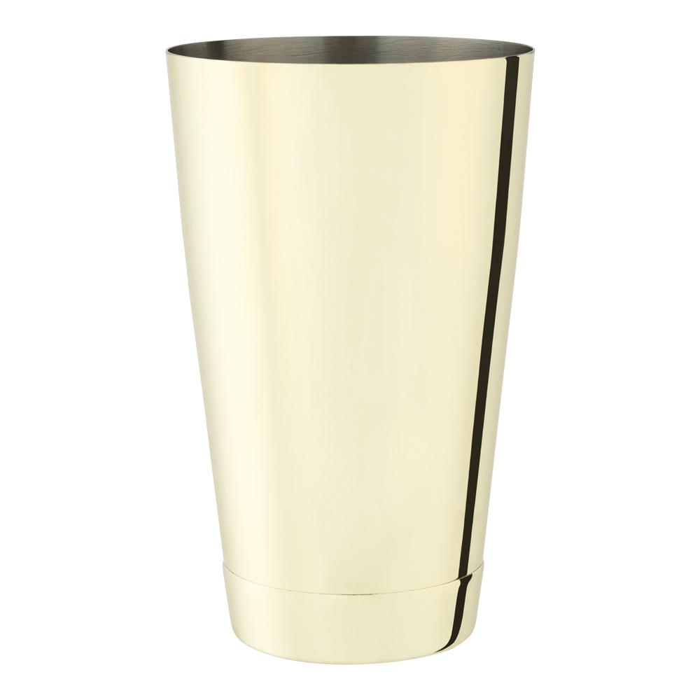 Professional Boston shaker 500 ml Guld