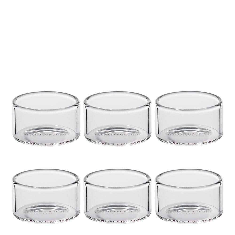 Dessertglas 5 cm 6-pack