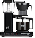 Kaffebryggare Svart blank KBG962AO