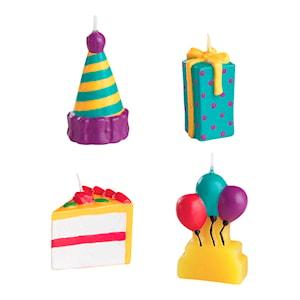 Tårtljus Födelsedag