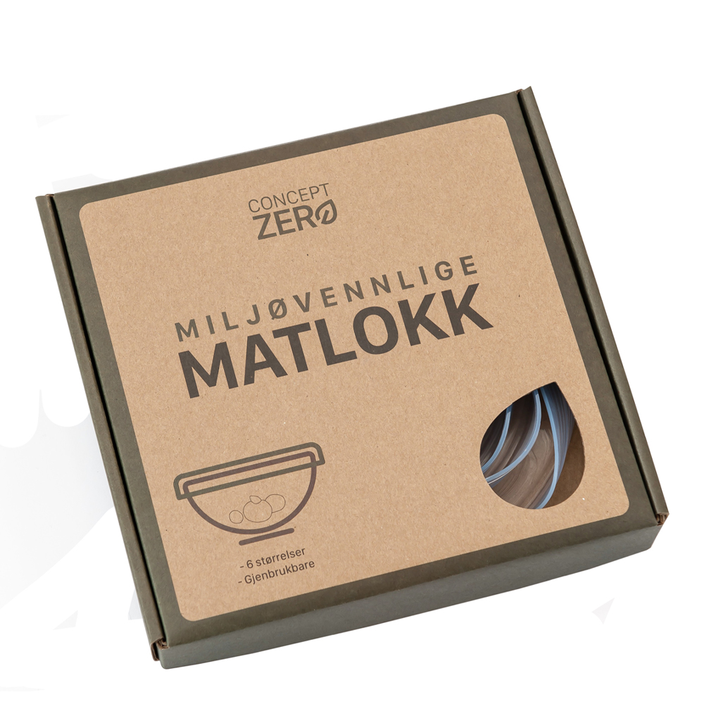 Concept Zero Förvaringslock 6-pack