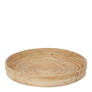 Bamboo Bricka/fat 40 cm Natur