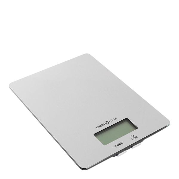 Backaryd Hushållsvåg 5 kg Rostfri