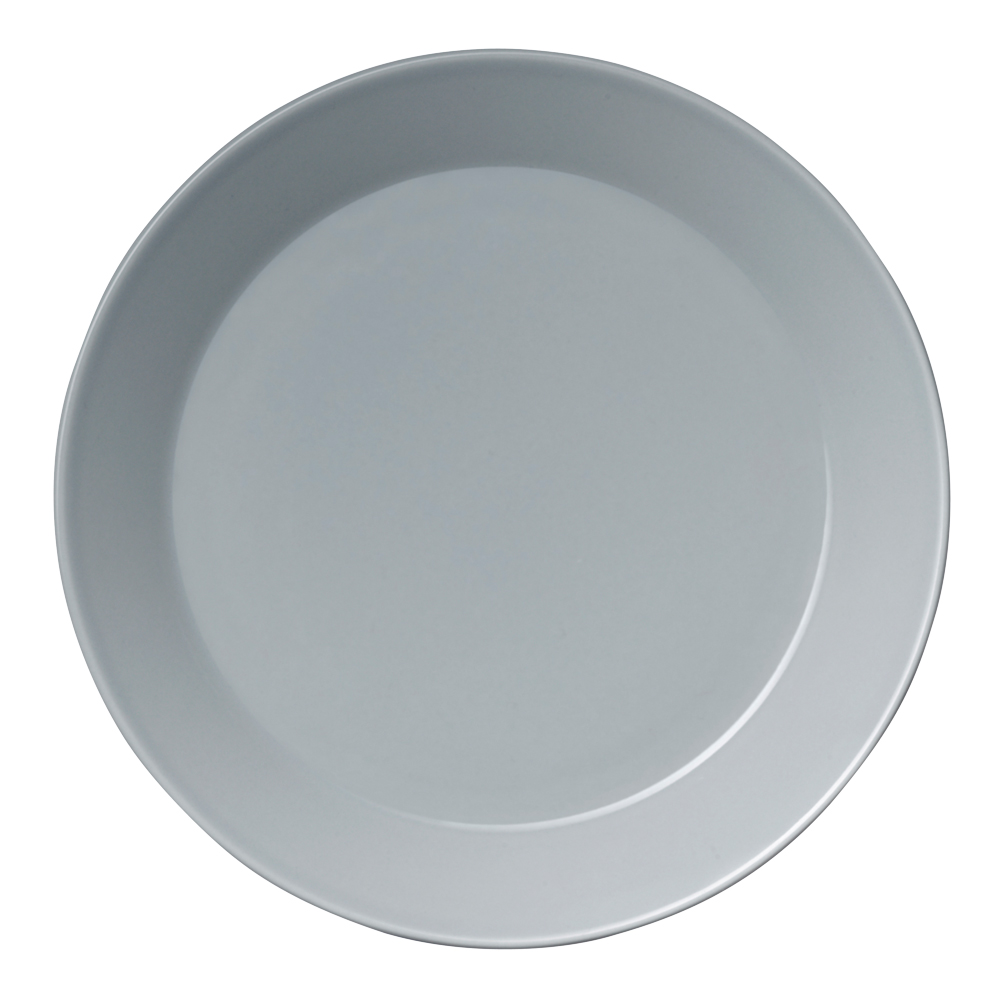 Teema Tallrik flat 26 cm Pärlgrå