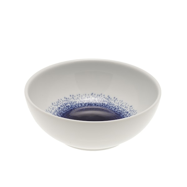 Blue Rain Frukostskål 15 cm