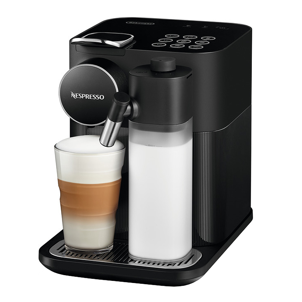Gran Lattissima Kaffemaskin Sophisticated Black