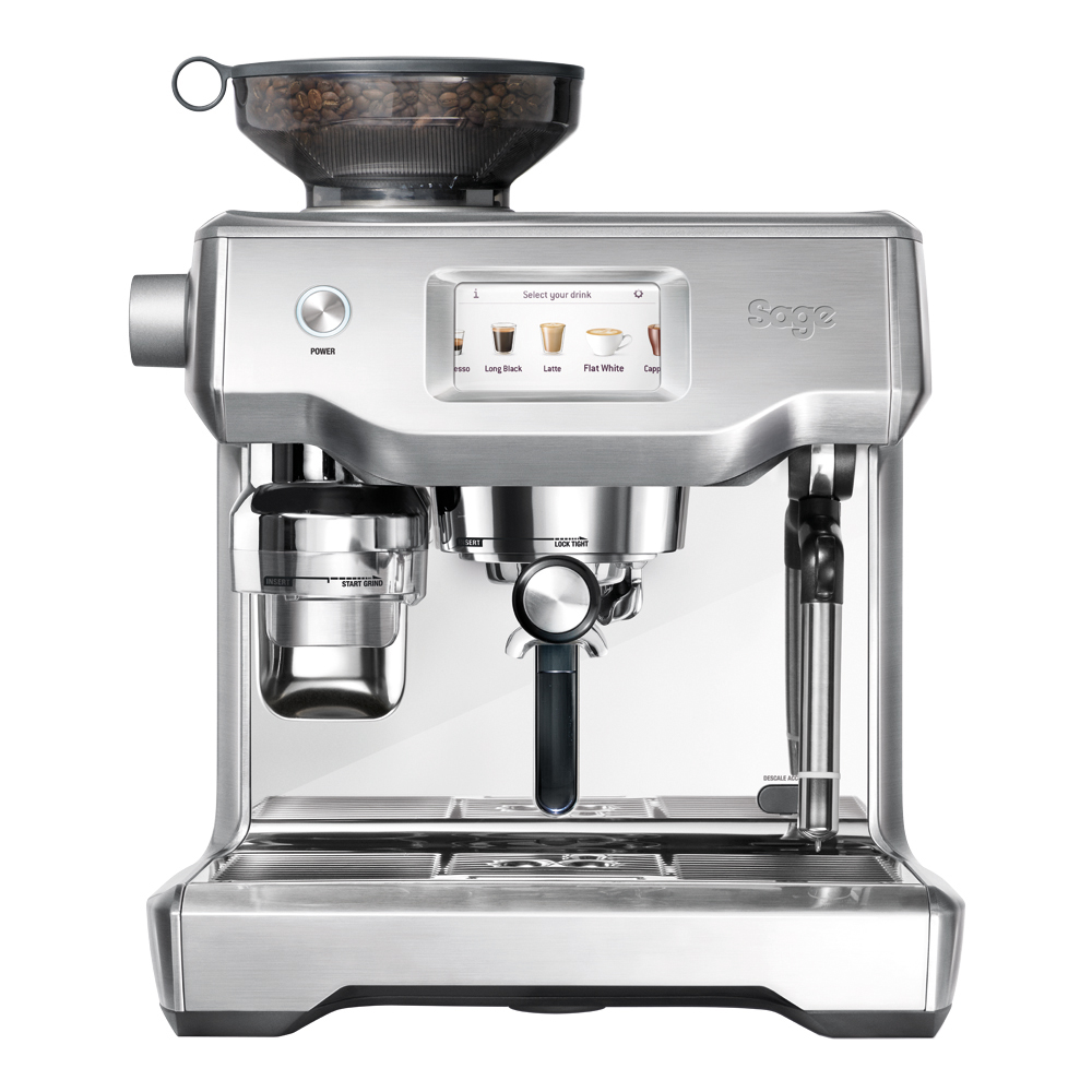 The Oracle Touch Espressomaskin Rostfri