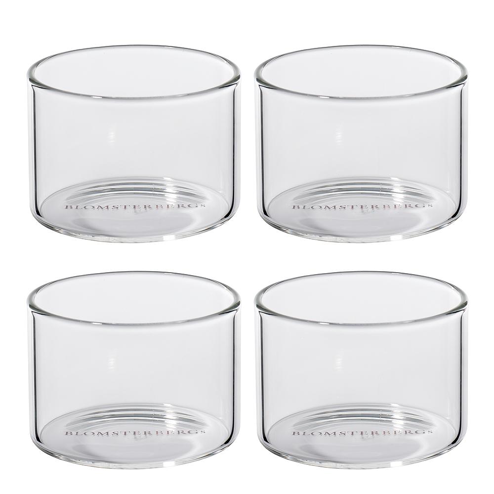 Dessertglas 8 cm 4-pack