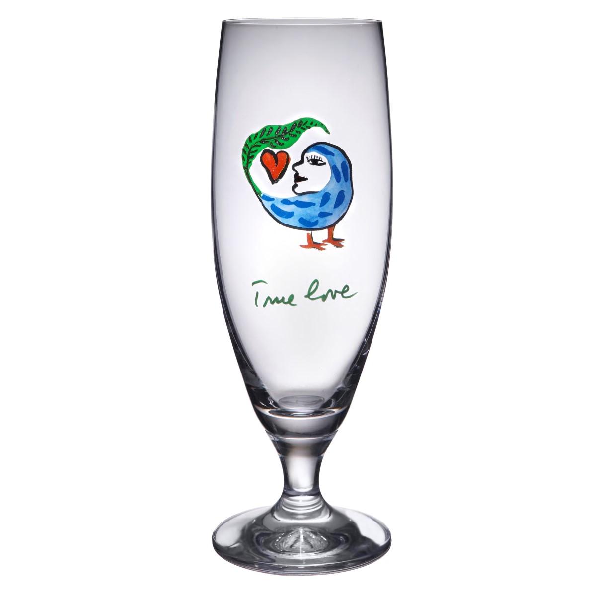 Friendship Ölglas 50 cl True Love