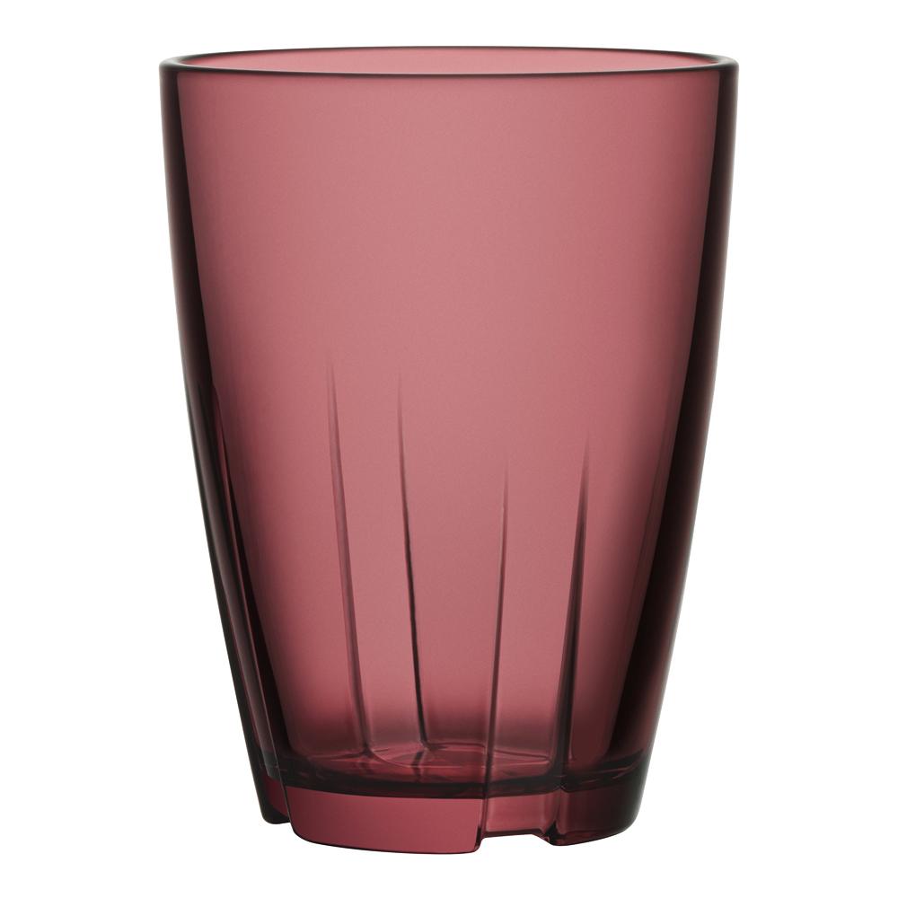 Bruk Dricksglas 35 cl Limited Aubergine purple