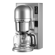 Midline Kaffebryggare 1,25 L Contour Silver