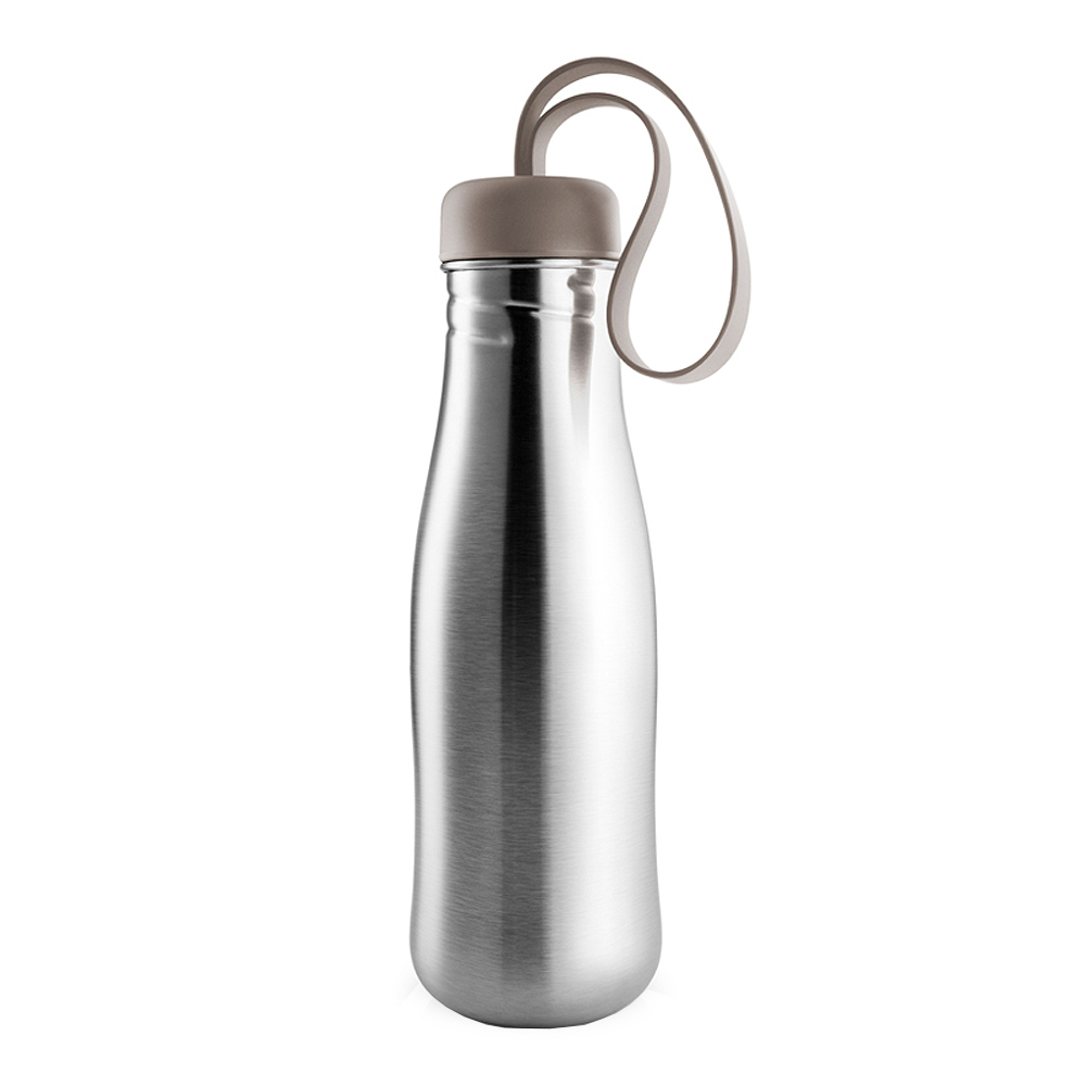 Active Dricksflaska 07 L Warm Grey