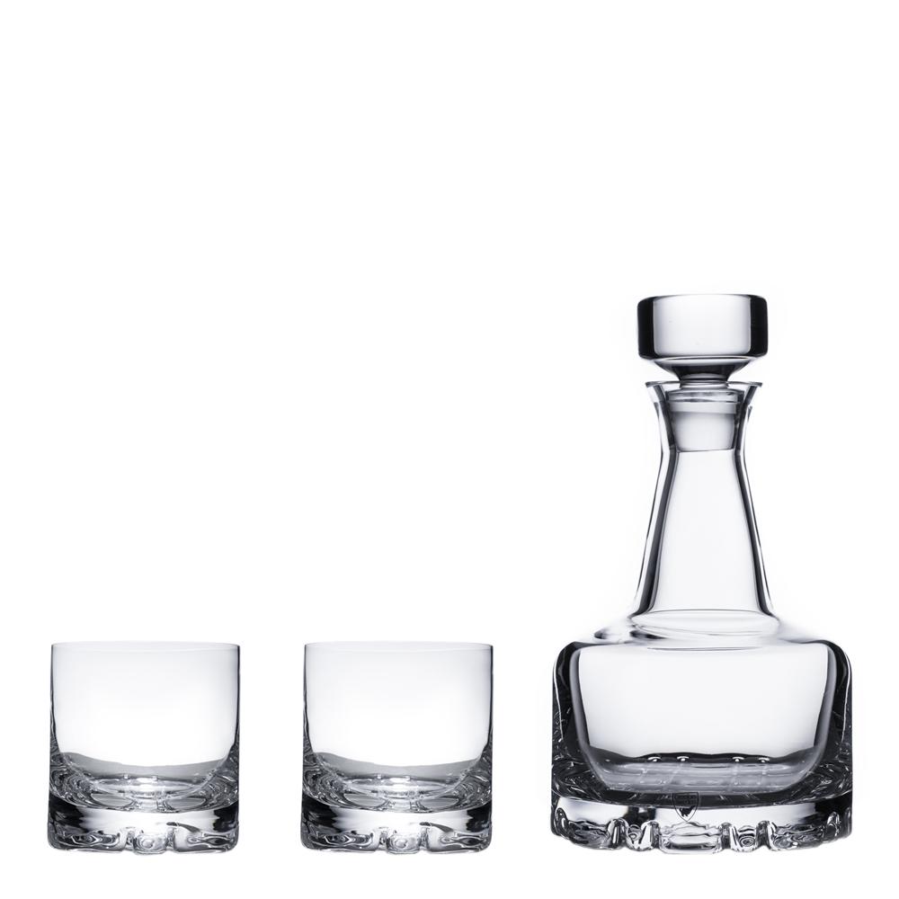 Erik Karaffset 2 Glas