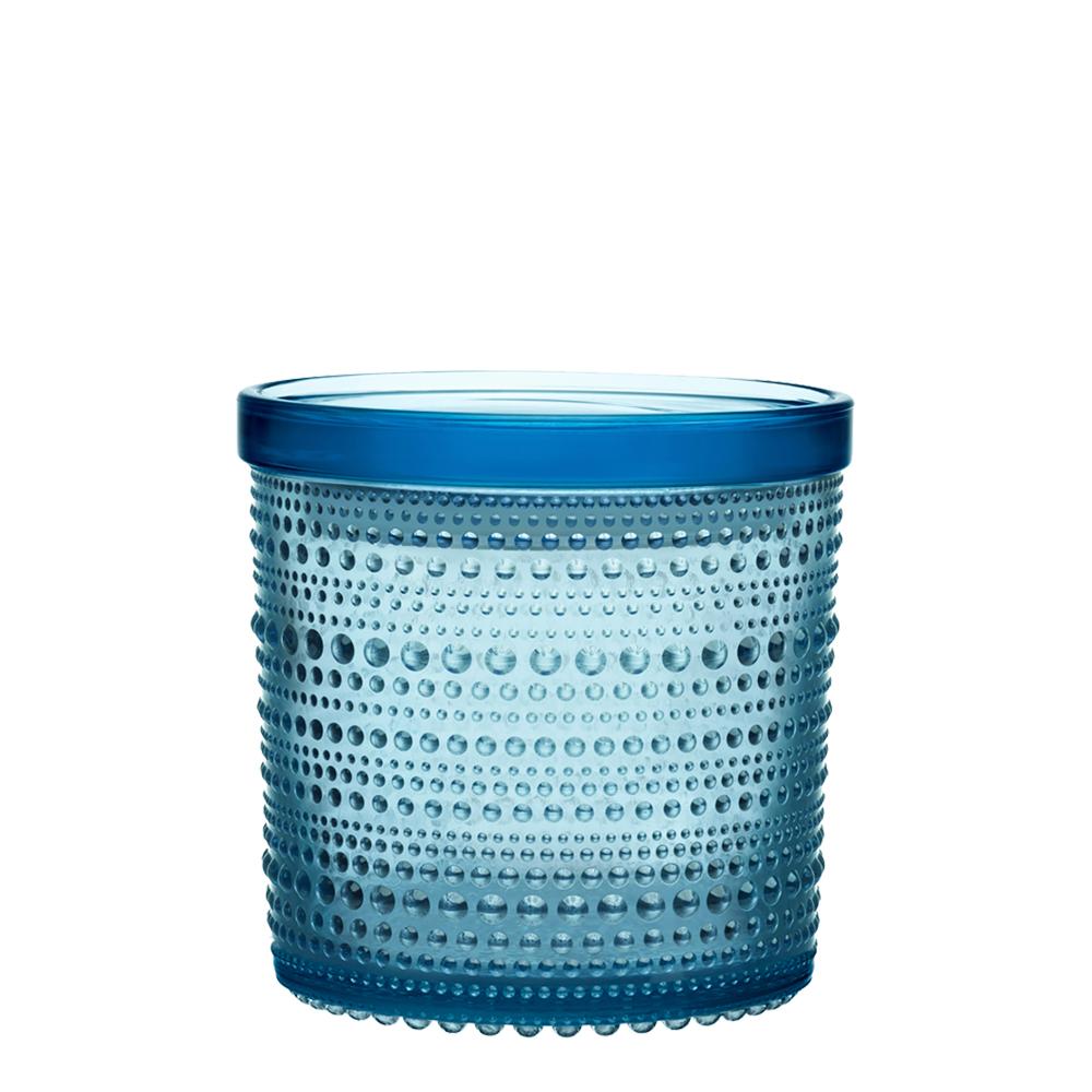 Kastehelmi Burk/lock 11×114 cm Ljusblå