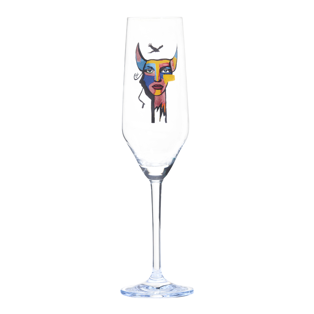 Champagneglas 30 cl Protect Me