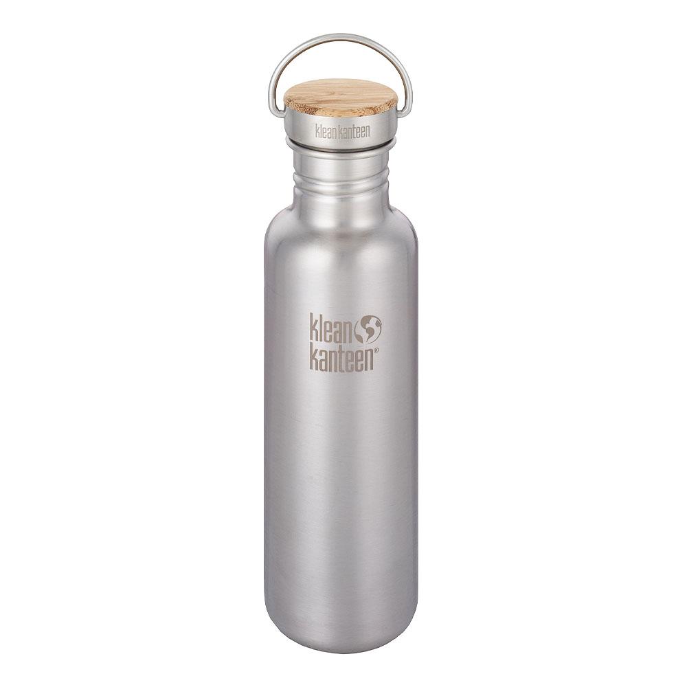Klean Kanteen Reflect Flaska 800 ml Borstat stål