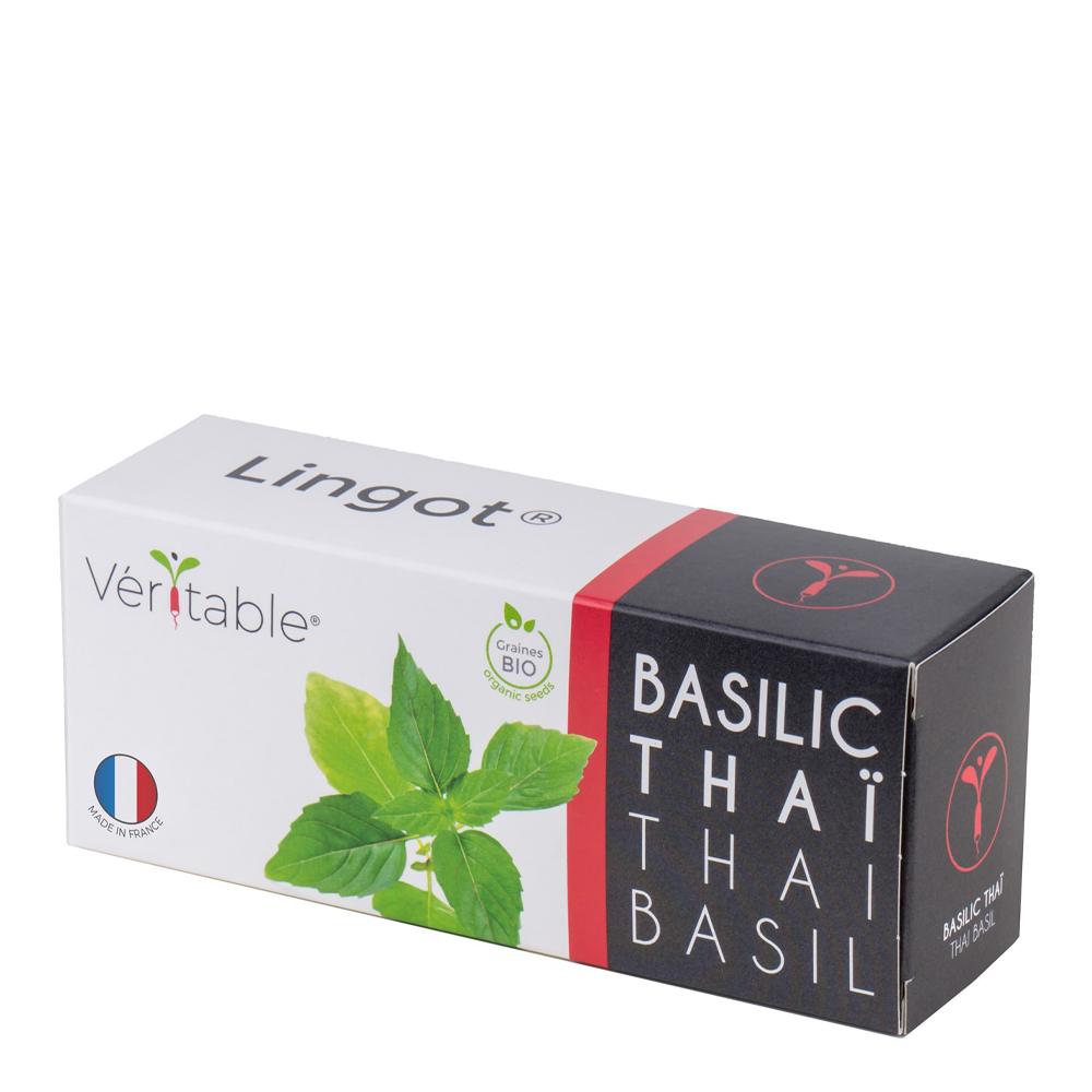 Véritable Lingot Frö refill Thaibasilika