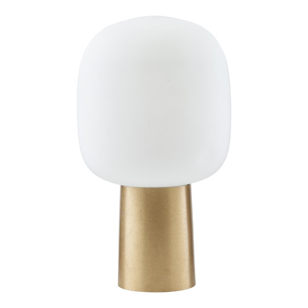 Note Bordslampa 52 cm Vit/mässing thumbnail