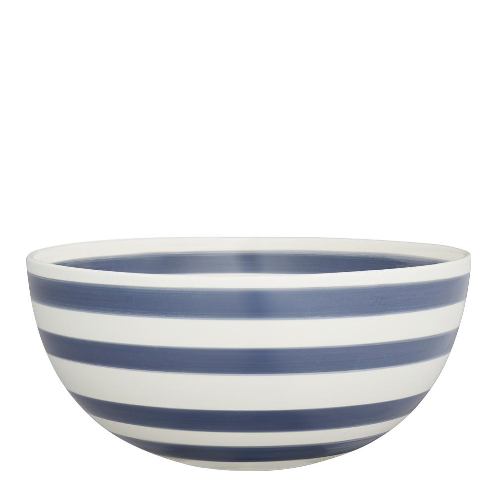 Omaggio Skål 30 cm Stålblå