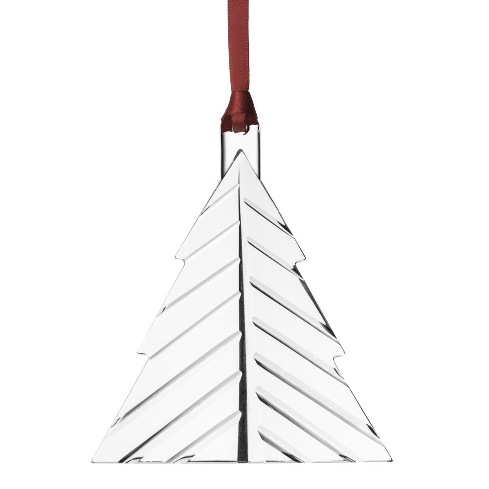 Julgranshänge 2020 Gran 7,5 cm Silver