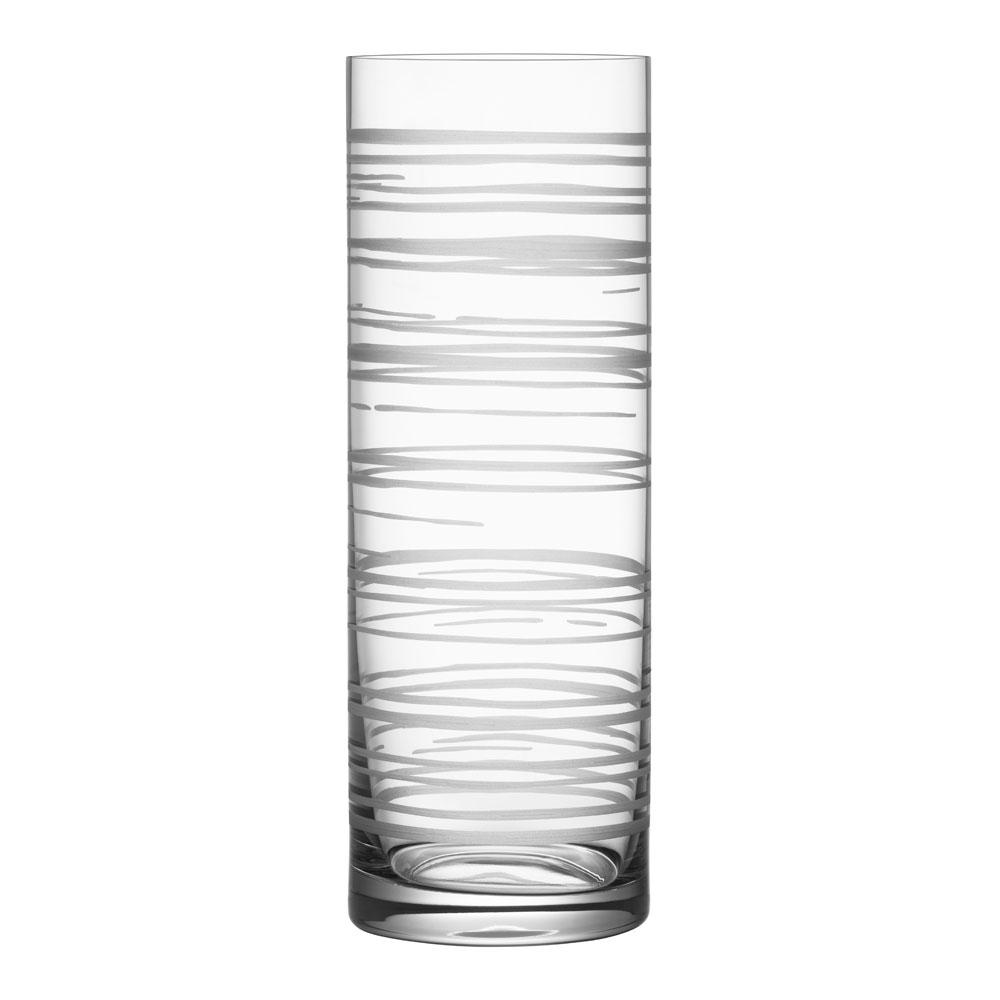 Graphic Vas 29 cm Cylinder